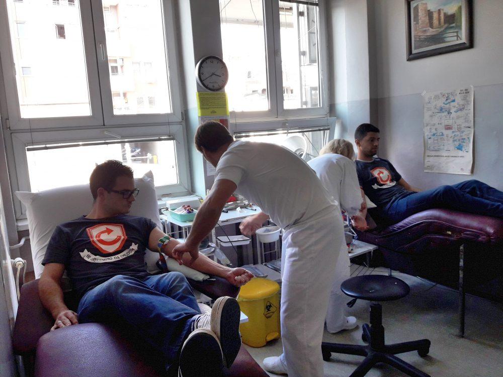 Давање крви 2