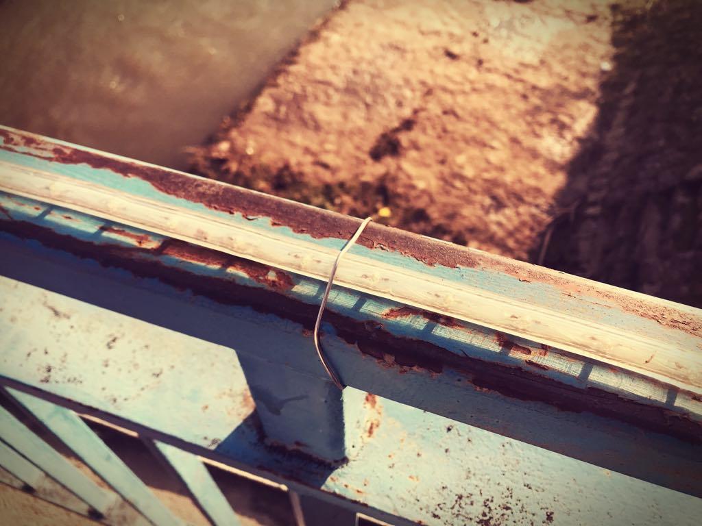 Расвета на мосту