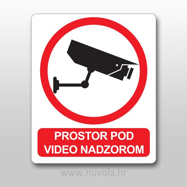 naljepnica-prostor-pod-video-nadzorom