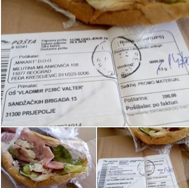 sendvici za profane
