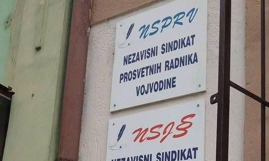 независни синдикат просветних радника војводине