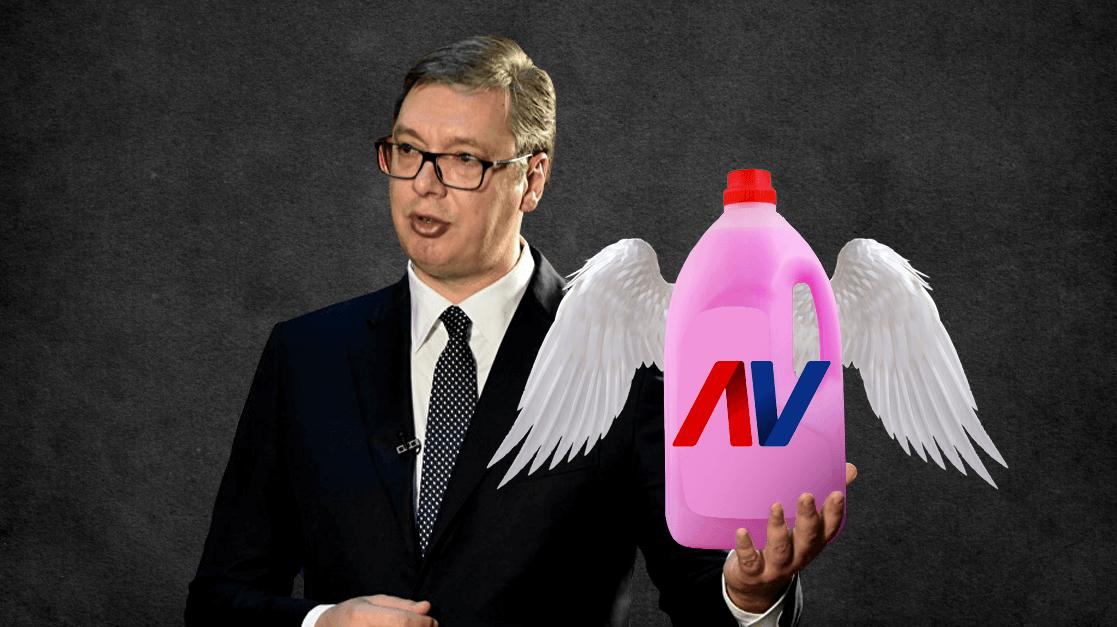 Vučić Deterdžent