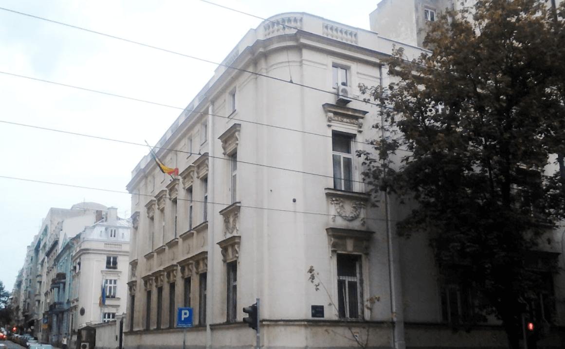 belgijska ambasada