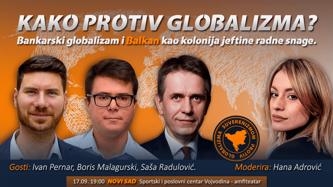 Globalizam Нови Сад latinica