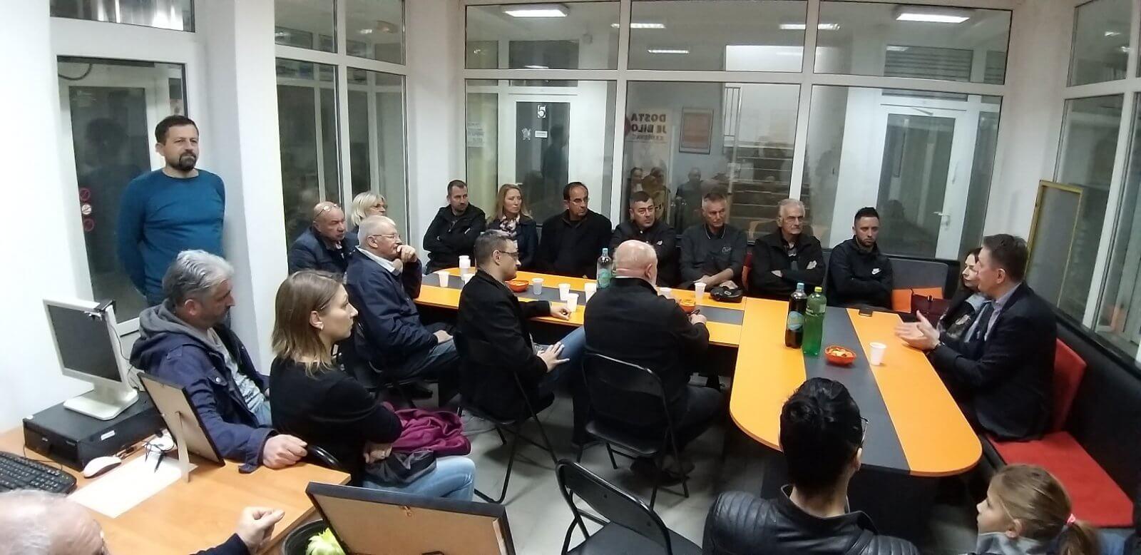 djb sastanak Kruševac