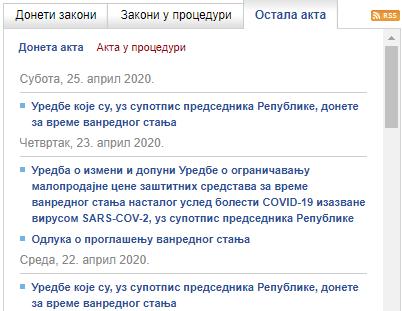 Skupština_Uredbe-koje-su-prestale-da-vaze
