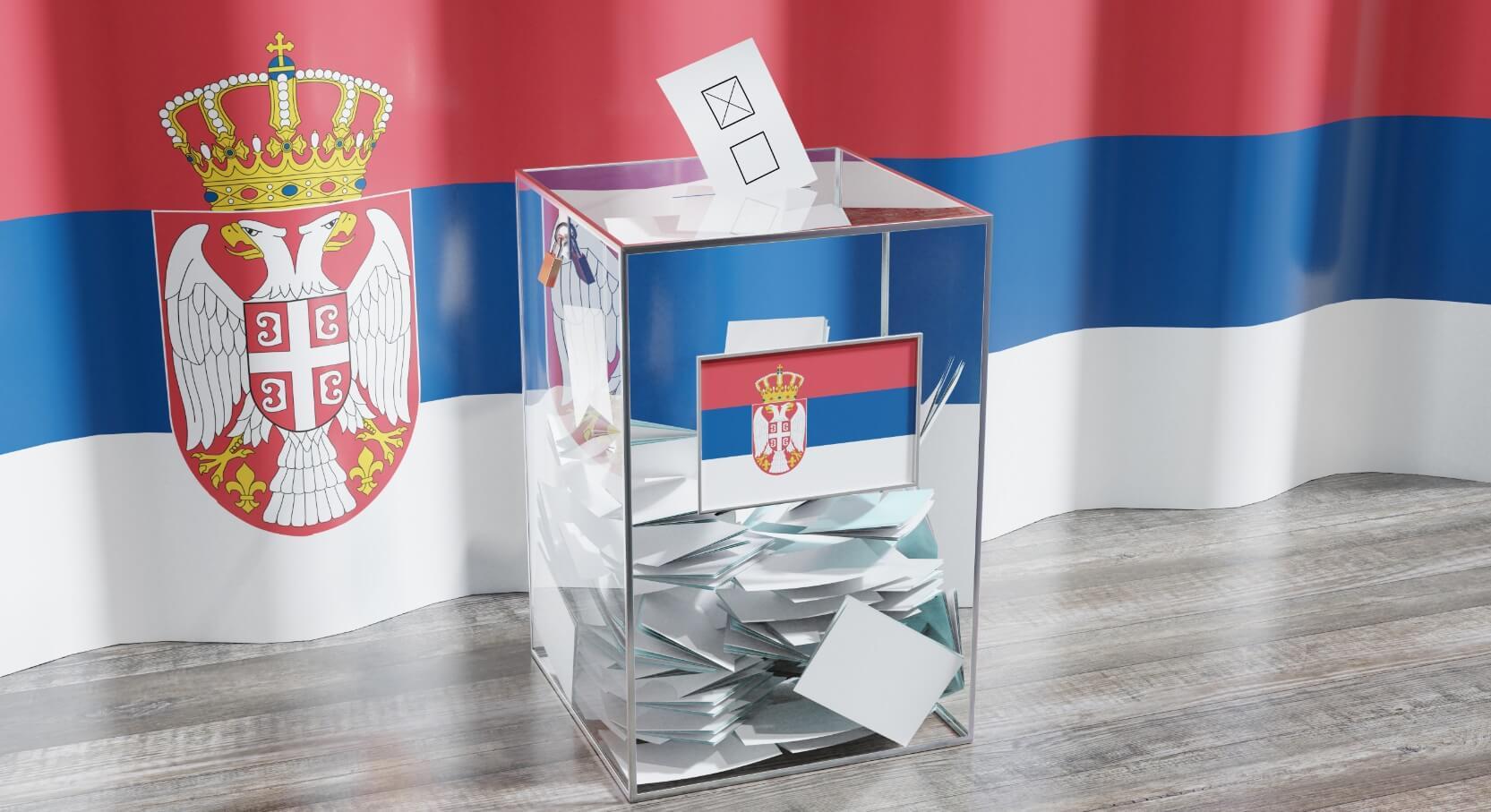 glasanje izbori srbija