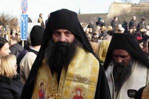 Novi patrijarh SPC Porfirije
