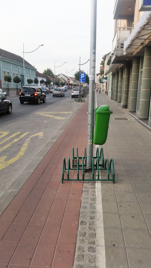 Blokiran prolaz biciklistima