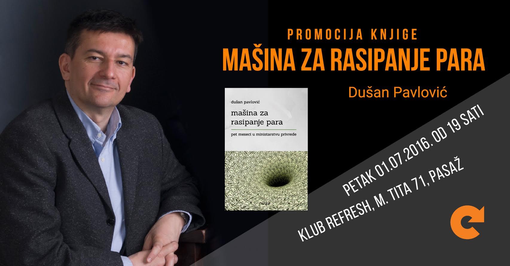Dusan Pavlovic Vrbas