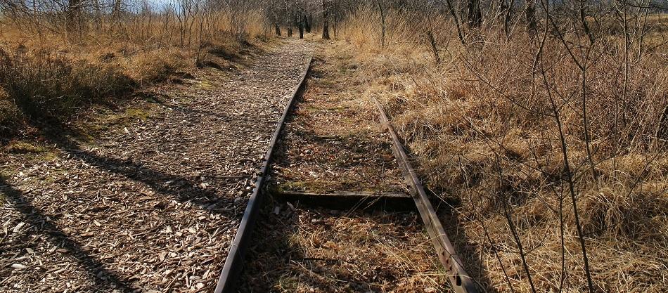 Napuštena pruga