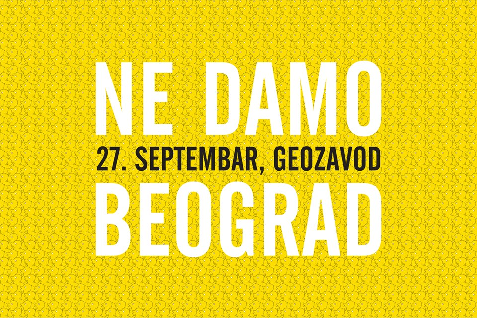 NeDavimoBeograd