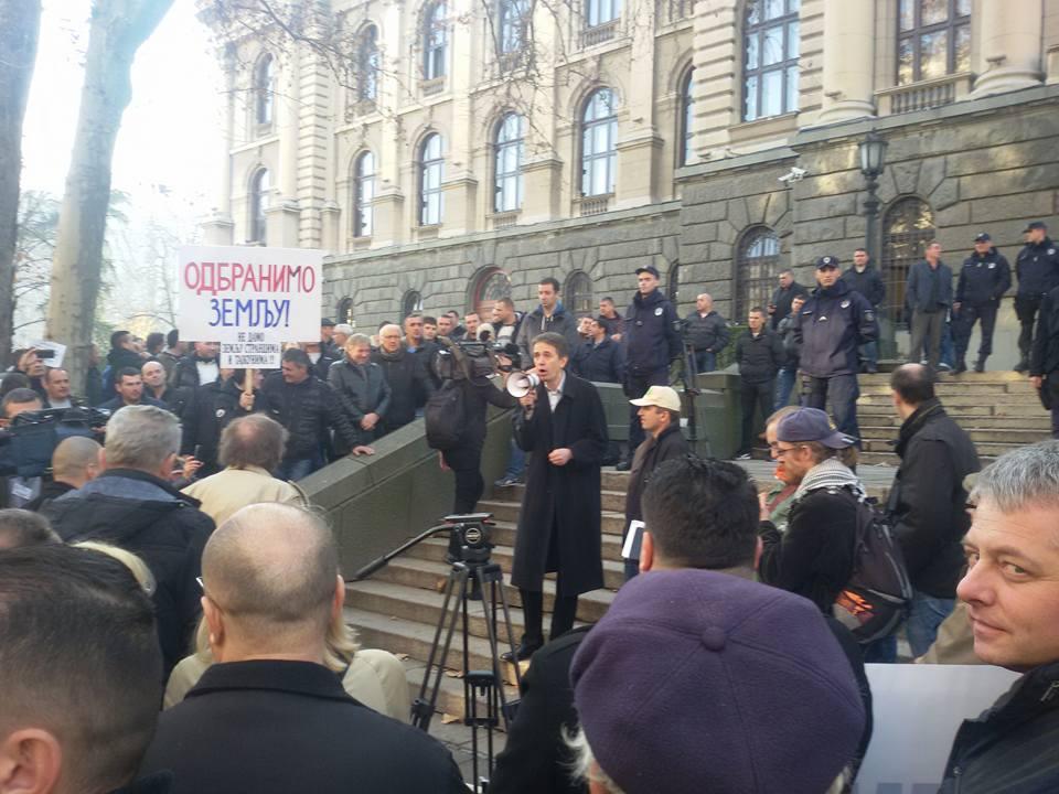 Protest paora