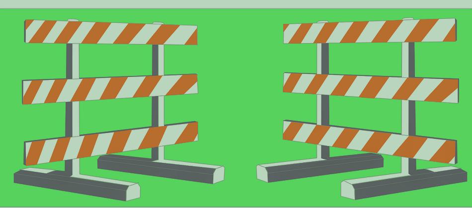 barricade-147623_1280