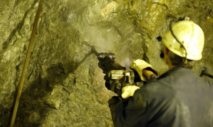 rudar u Boru