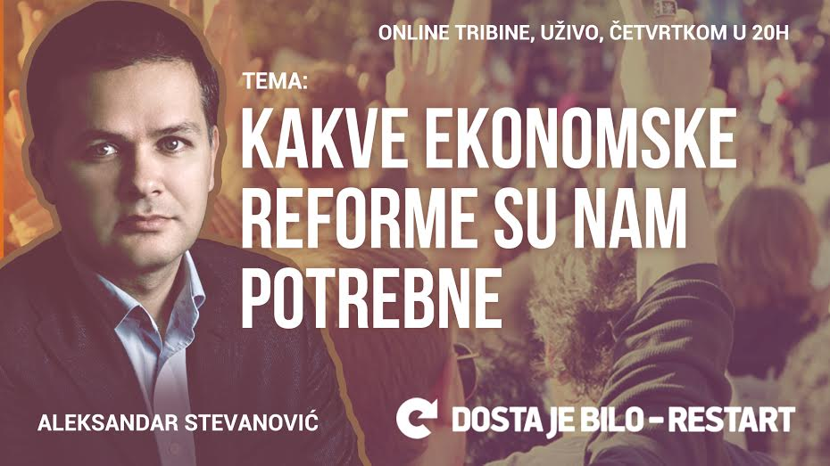 Tribina Kakve ekonomske reforme su nam potrebne
